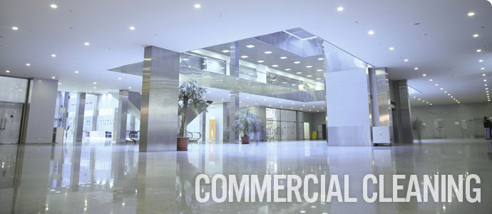 commercial office and business cleaning services in new
