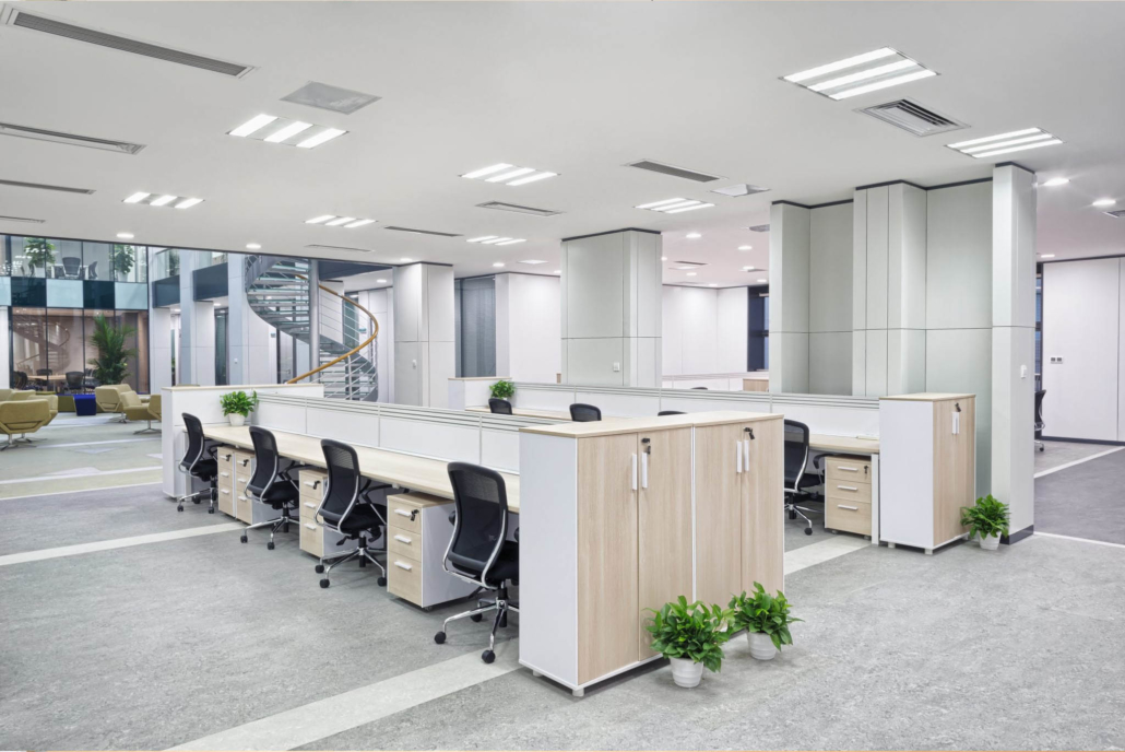 Commercial Cleaning - Office Cleaning